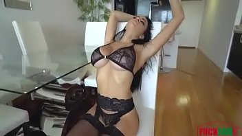chubby doggystyle Lingerie sex