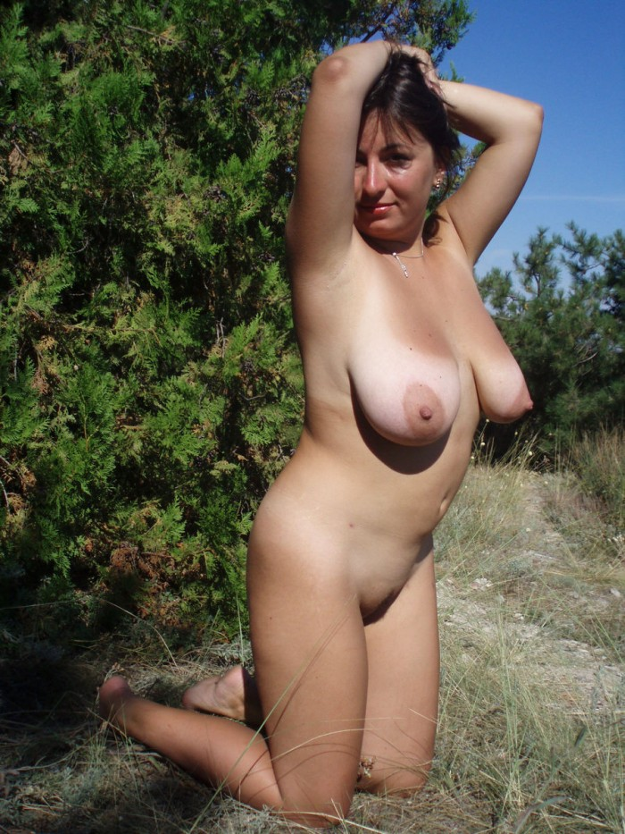 black Beach wife outdoor
