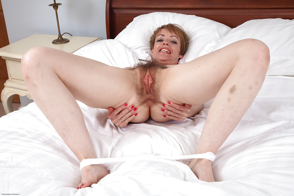 Shemale threesome curly lingerie