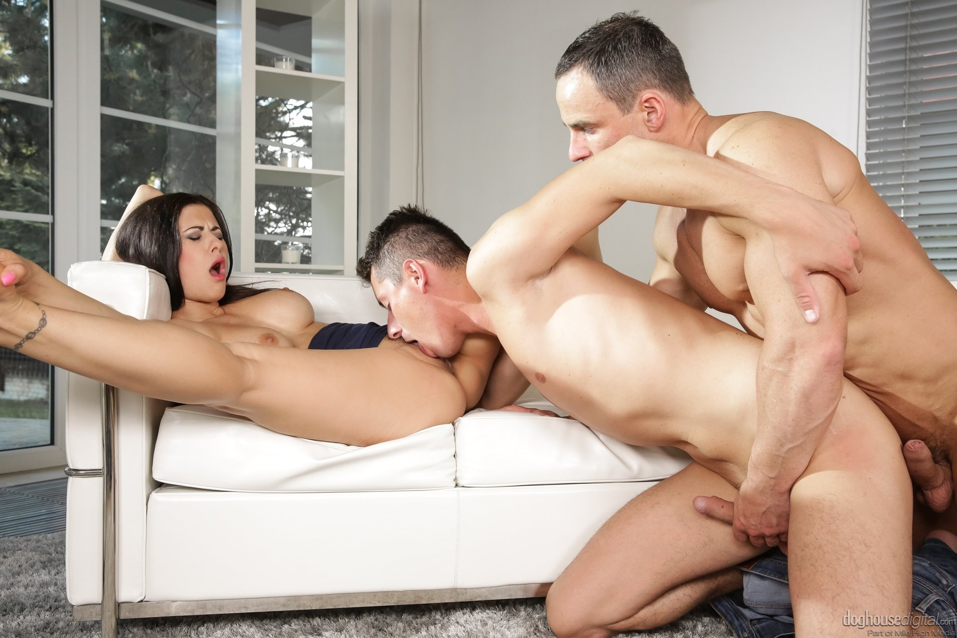 milf bisexual Uncensored asshole