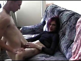 Pics and galleries Girl innocent pegging sucking dick