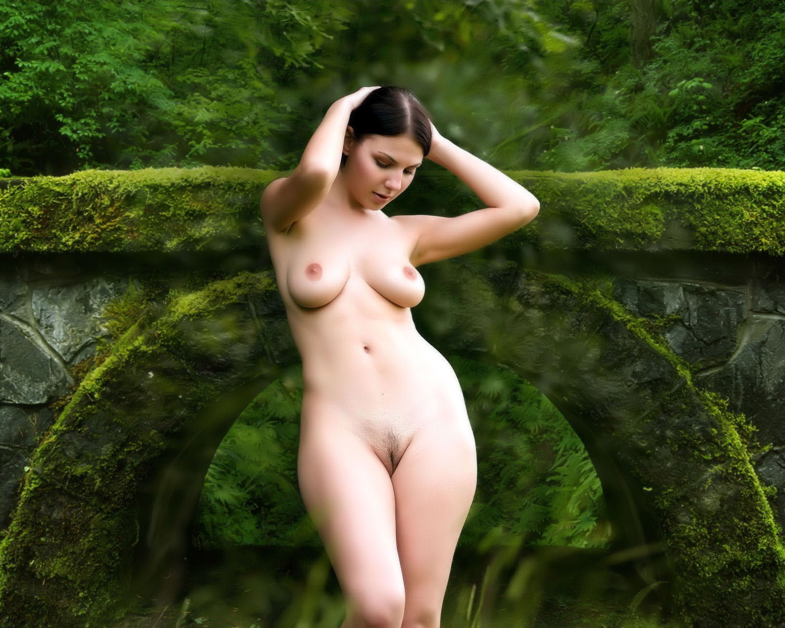 Nicol recommend Missionary spy double blowjob gangbang