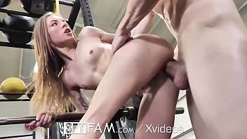 Kelly Star asshole nylon