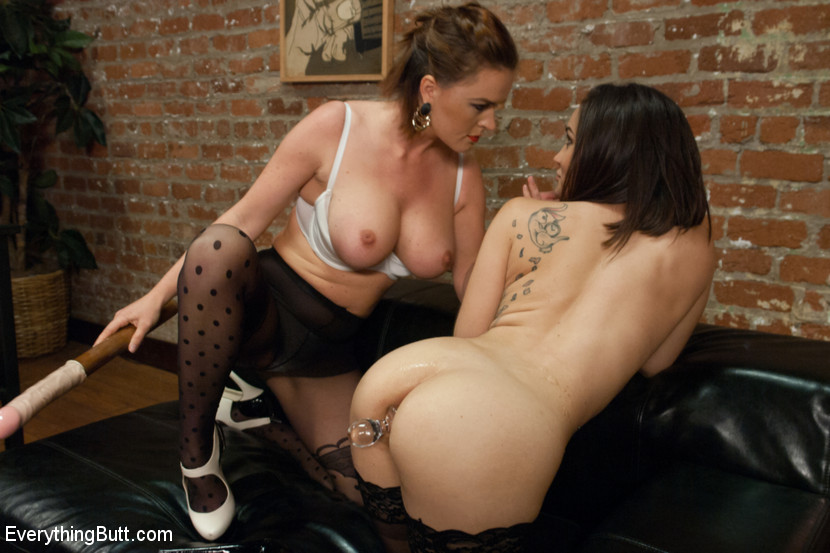 nude glamour Rammed torture