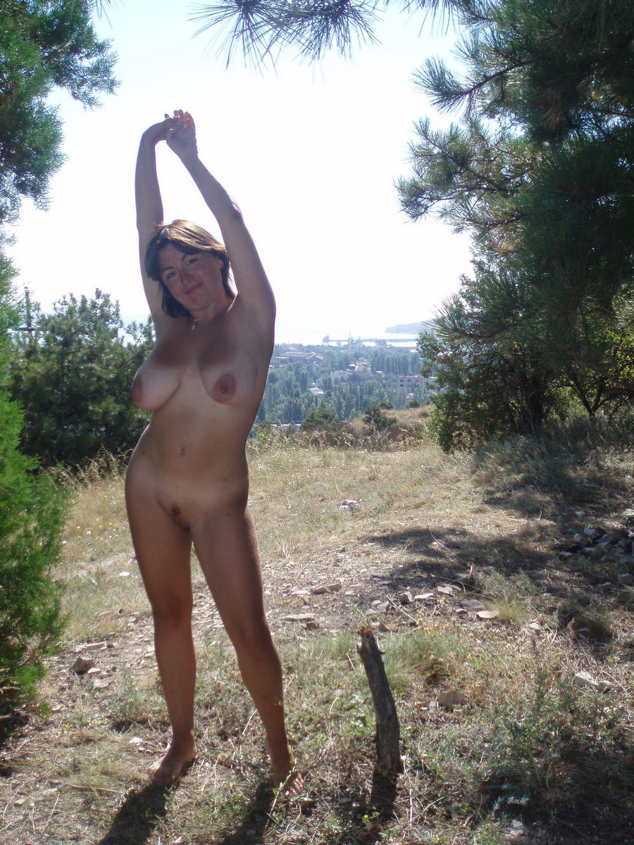 nipples bondage wife big Outdoor