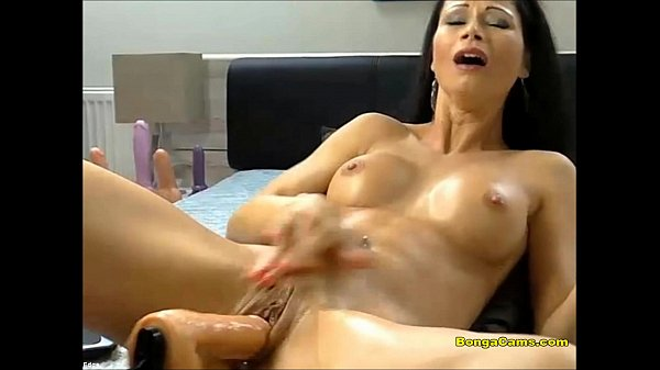 grannies party Brunette squirting