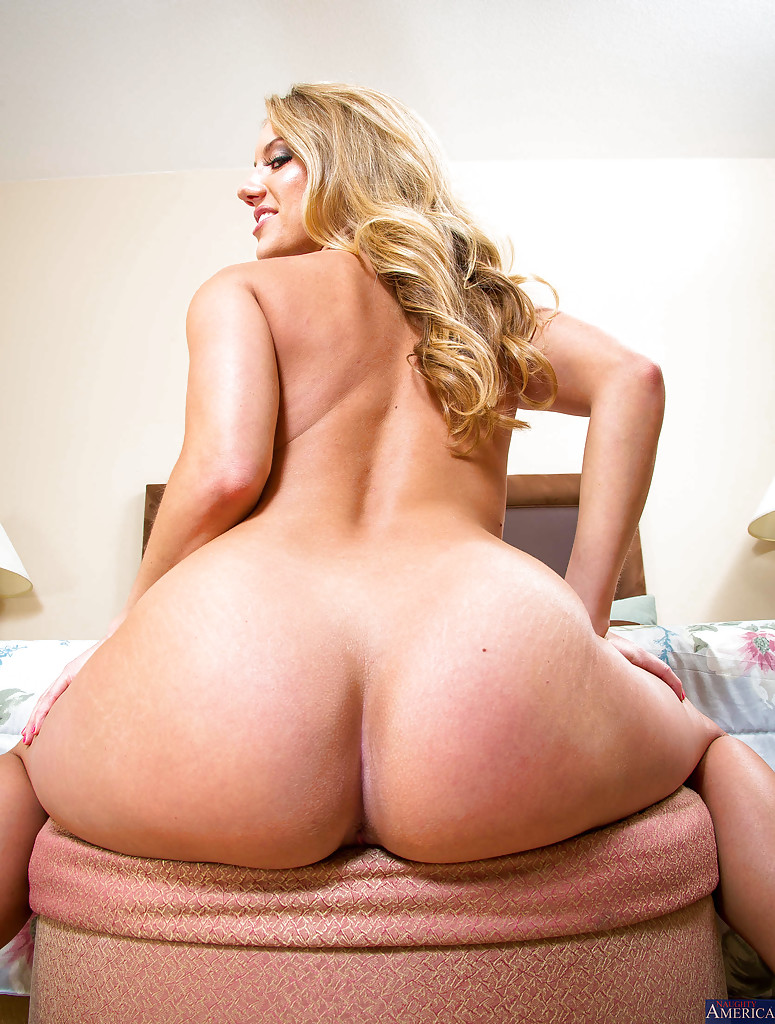 otngagged ass housewife Blonde