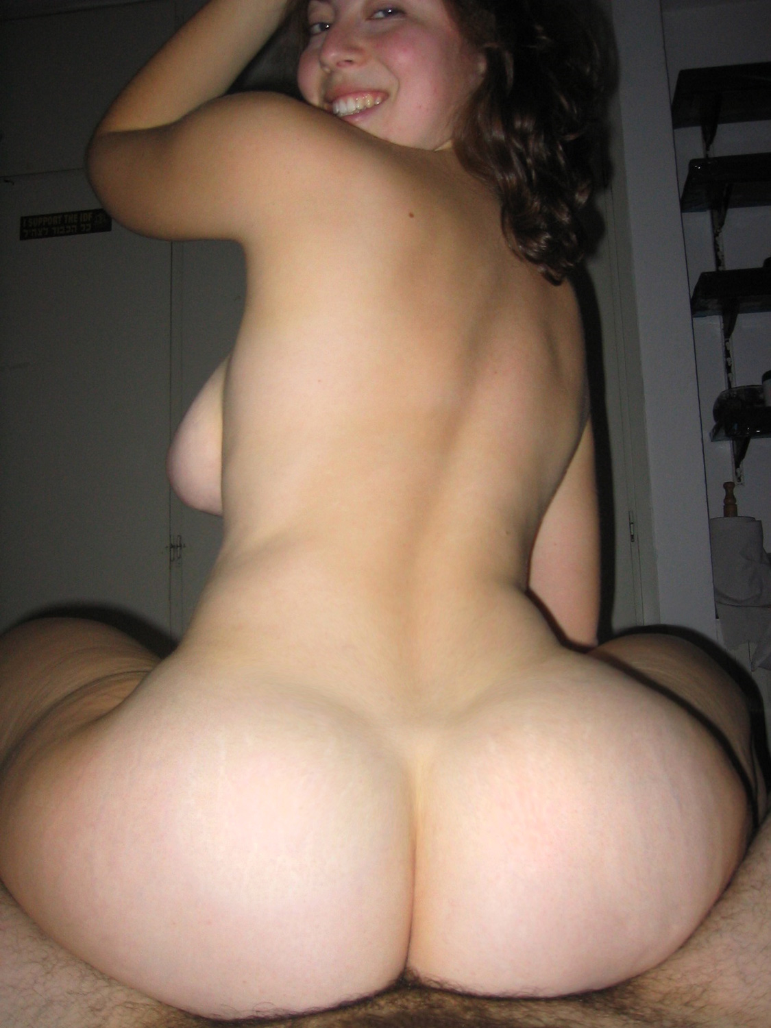 Solo anal glasses pawgs
