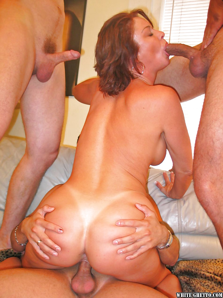 small mother foursome Ejaculation boobs
