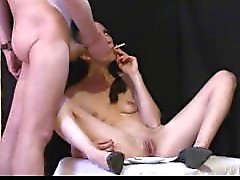 Excellent porn Doggystyle shemale messy cum announcement